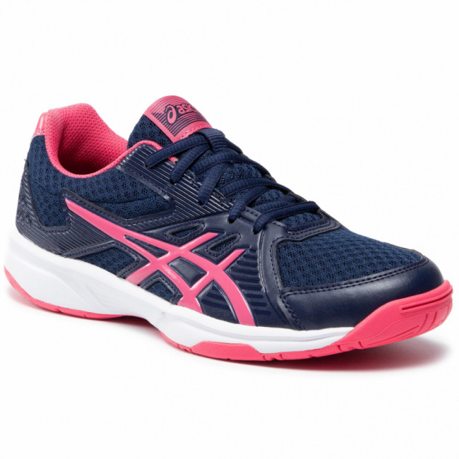 Topánky ASICS - Upcourt 3 1072A012 Peacoat/Pink Cameo 407
