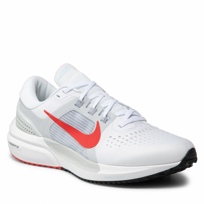 Topánky NIKE - Air Zoom Vomero 15 CU1855 White/Chile Red/Pure Platinum
