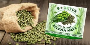 Green Coffee Bean 6000 FORTE 6000 mg - najsilnejší