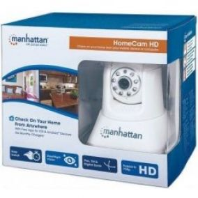 Manhattan Home Monitor Camera, Wireless, HD