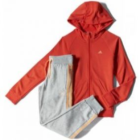 Adidas Separates Hooded Track Suit