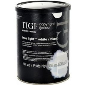 Tigi Colour True Light White Powder Lightener