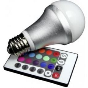 TECHNAXX Techlight RGB 230V E27 4,2W 3325