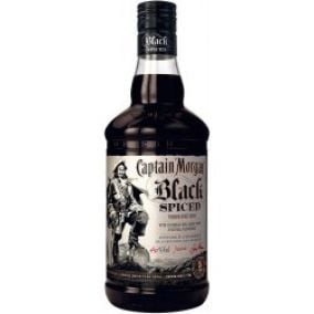 Captain Morgan Black Spiced 0,7l