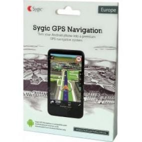 Sygic GPS Navigation - Evropa Lifetime