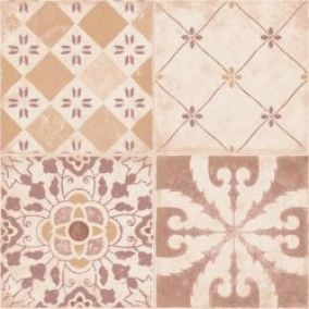CRETA Decor Brown 20X20 ( CRT006 )