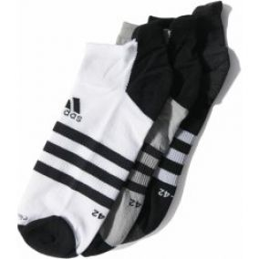 Ponožky Adidas Climalite 3S Cushioned Liner Sock