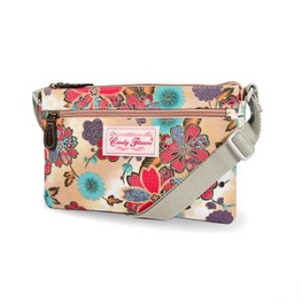 Candy Flowers Crossbody kabelka Fall Flowers