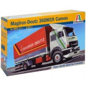 MAGIRUS DEUTZ 360M19 CANVAS 1:24