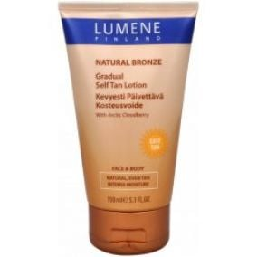 Lumene Natural Bronze (Gradual Self Tan Lotion)