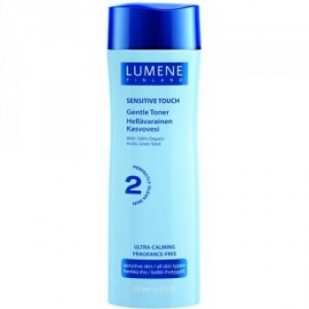 Lumene Toner Sensitive Touch (Gentle Toner) 200 ml