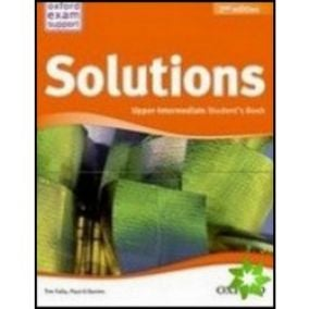 Maturita Solutions Upper-intermediate Student&apos