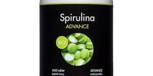 Advance nutraceutics BIO Spirulina 1000 tbl. AKCE