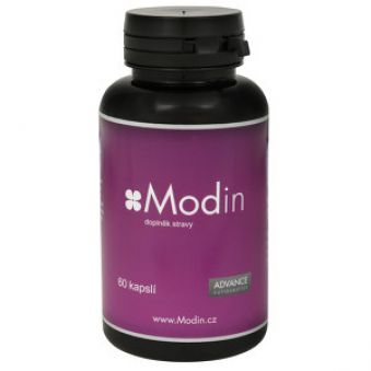 Advance nutraceutics Modin 60 kapslí AKCE + 1 rok