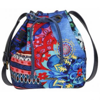 Desigual Crossbody kabelka Lugano Culture Club