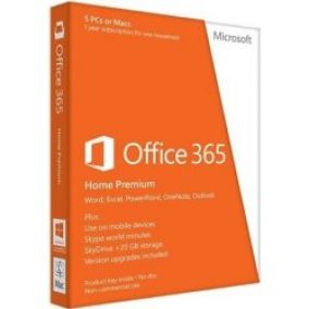 Office 365 Home Premium English 6GQ-00020
