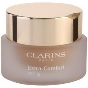 Clarins Extra-Comfort SPF15 Anti-Ageing Foundation