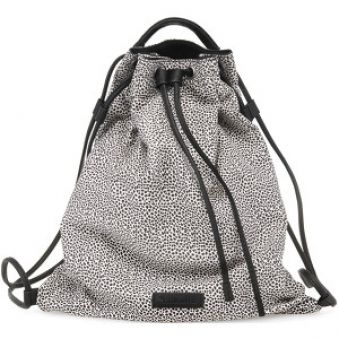 Tamaris Elegantný vak Nikky Bucket Bag Black /
