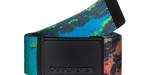 Quiksilver Opasok Options Fiery Coral