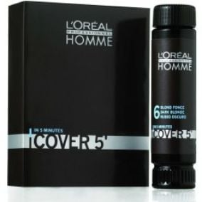 L´Oréal Homme Cover 5 Hair Color Barva na vlasy
