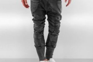 Bangastic Bird Sweat Pants Dark Grey