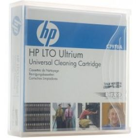 HP LTO cleaning cartridge C7978A