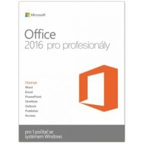 Office Professional 2016 All language 269-16805