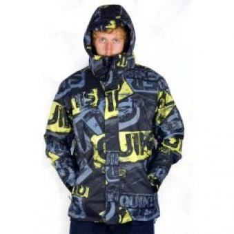 Quiksilver NEXT MISSION PRINTED INS jacket
