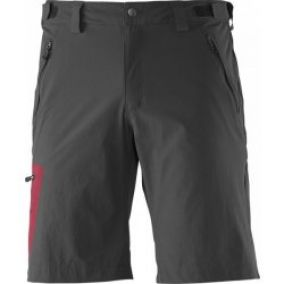 Salomon Wayfarer Short M black/victory red 371120