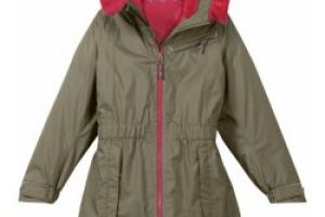 Adidas girls climaproof storm parka
