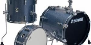 Sonor Safari Special Edition set Black Galaxy