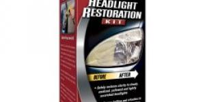 Meguiars One Step Headlight Res