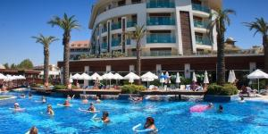 Turecko, Sunis Evren Beach Resort & Spa 5*