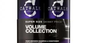 Tigi Volume Collection 750 ml Catwalk Your