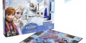Hasbro Monopoly Junior: Frozen