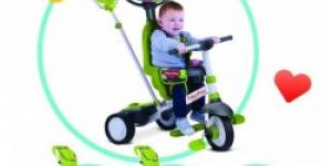 SMART TRIKE trojkolka Fisher Price 320 Charisma