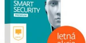 ESET Smart Security 10 Premium, 1 lic. 24 mes.