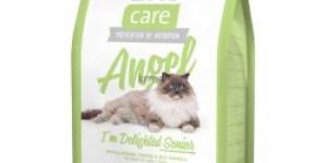 Brit Care Cat Angel I´m Delighted Senior 7 kg