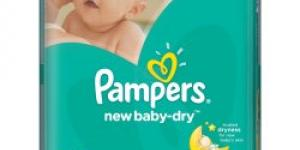 Pampers Active Baby 2 Mini 3-6 ks 76 ks Maxi Pack