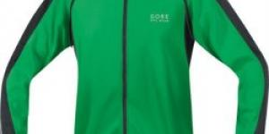 GORE Phantom 2.0 SO jacket fresh green/black