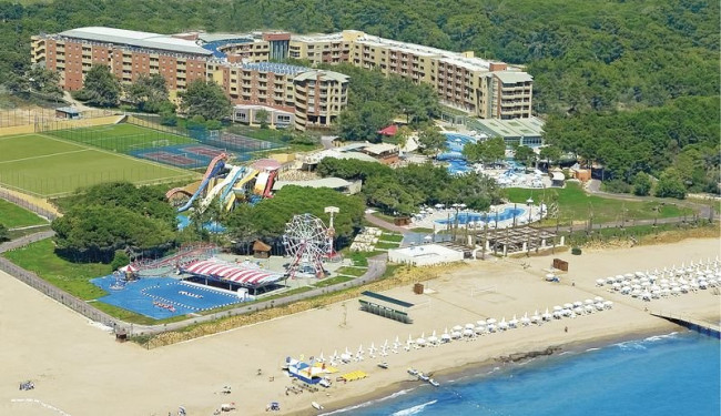 Turecko, Sueno Hotels Beach Side 5*