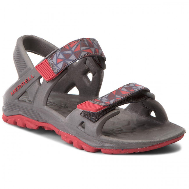 Sandále MERRELL - Hydro Drift MC57951 Grey/Red