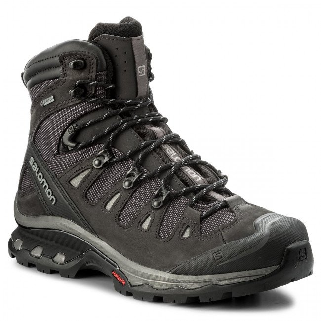 Trekingová obuv SALOMON - Quest 4D 3 Gtx GORE-TEX 402455 27 G0 Phantom/Black/Quiet Shade