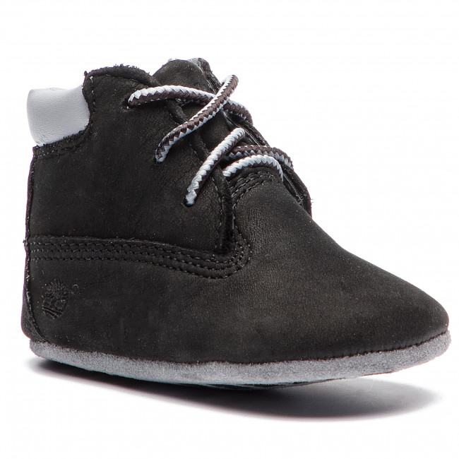 Outdoorová obuv TIMBERLAND - Crib Bootie With Hat TB0A19Z10011 Black