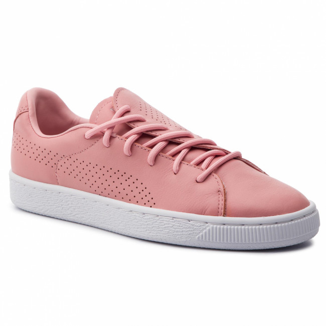 Sneakersy PUMA - Basket Crush Perf Wn's 369689 03 Bridal Rose/Bridal Rose