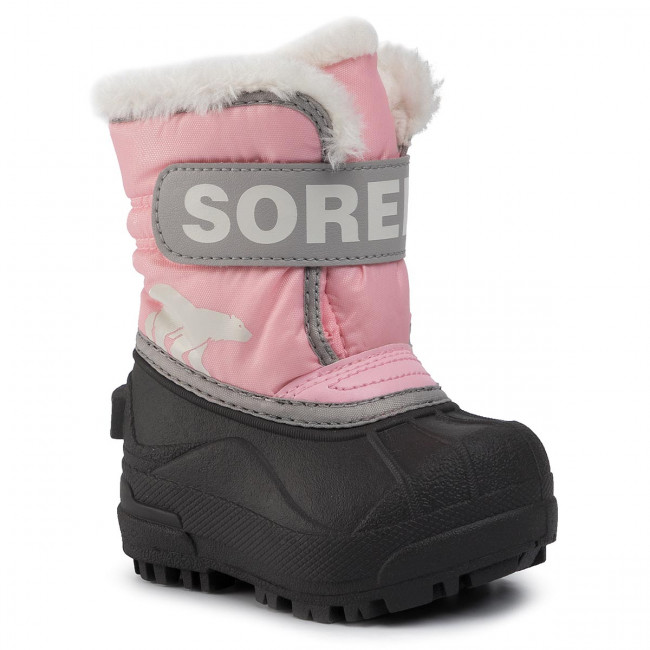 Snehule SOREL - Toddler Snow Commander NV1960 Cupid 651
