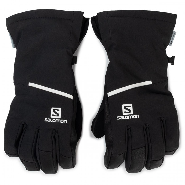 Rukavice Pánske SALOMON - Insulated Gloves Gants 11825000 Black