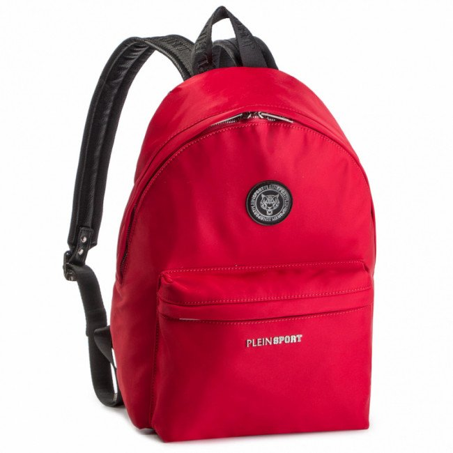 Ruksak PLEIN SPORT - Backpack Original P19A MBA0704 STE003N Red 13