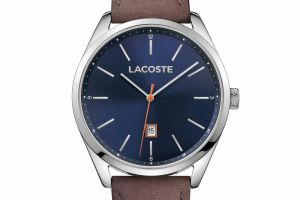 Hodinky LACOSTE - San Diego 2010910  Brown/Silver