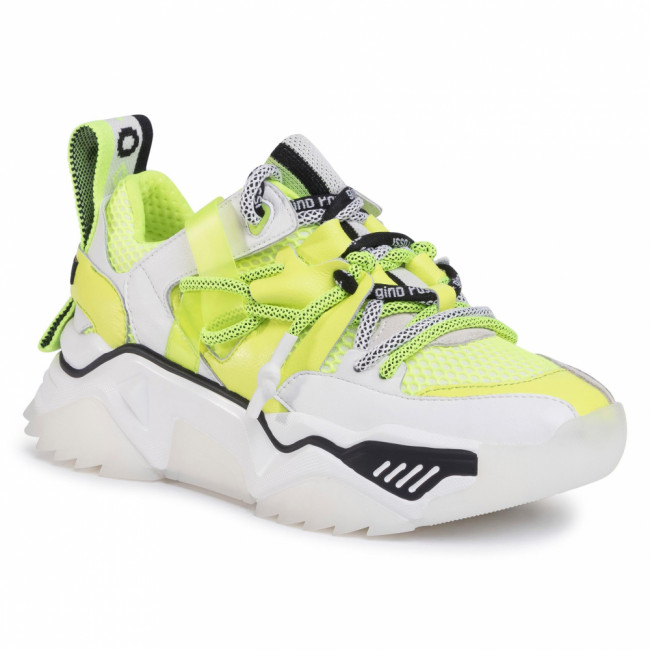 Sneakersy GINO ROSSI - V180OH-02 Yellow